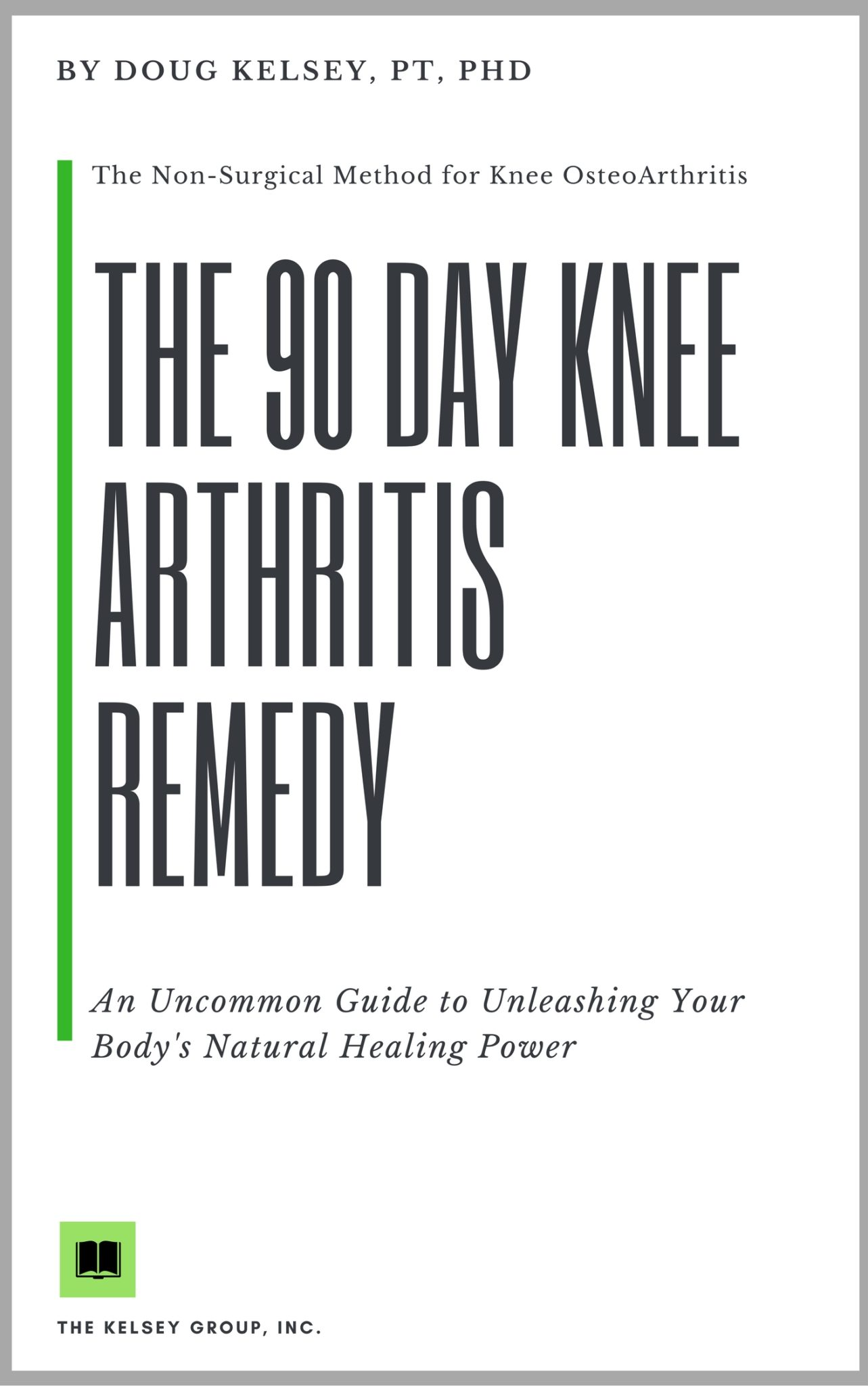 90 Day Knee Arthritis Remedy